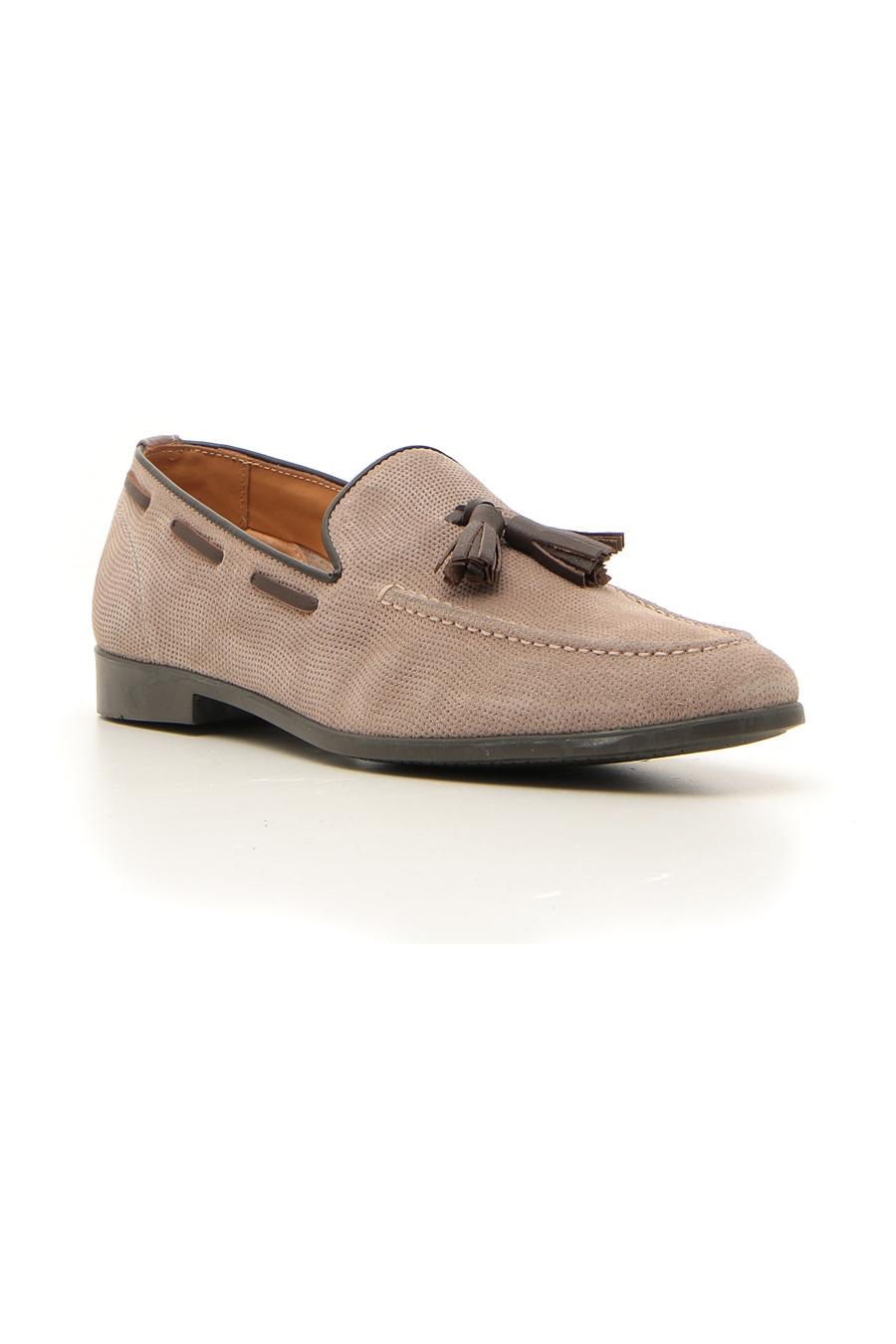 MOCASSINI PITTARELLO 2050 uomo beige | Pittarello