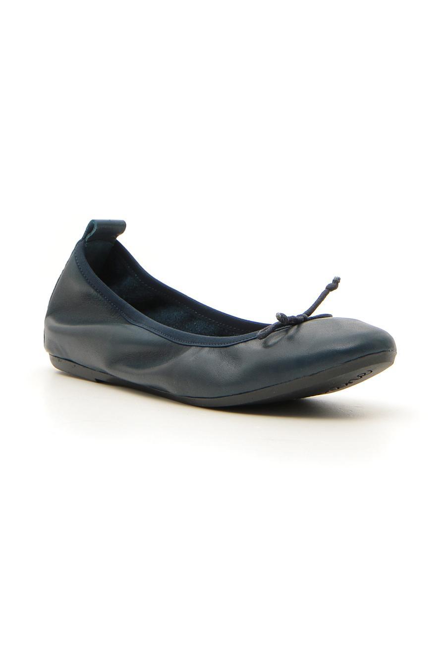 BALLERINE MIO TEMPO 2067 donna blu | Pittarello