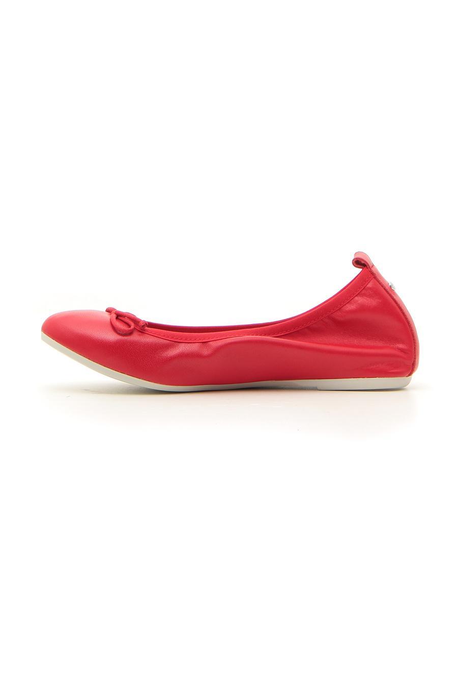 BALLERINE MIO TEMPO 2067 donna rosso | Pittarello