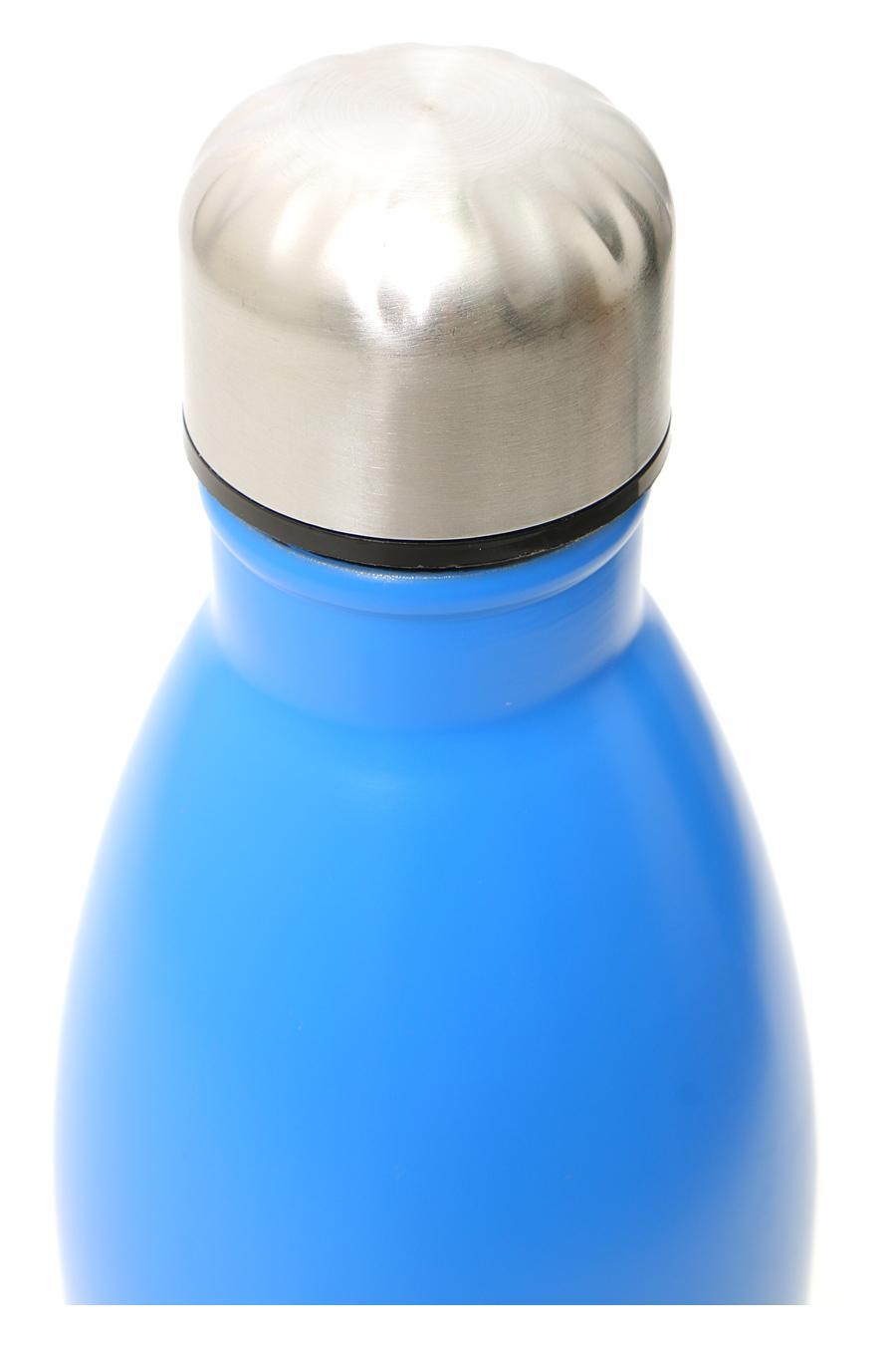 """BOTTIGLIE E BORRACCE BOTTIGLIA ISOTERMICA """"drink"""", BLU, 1 litro  blu   Pittarello"""