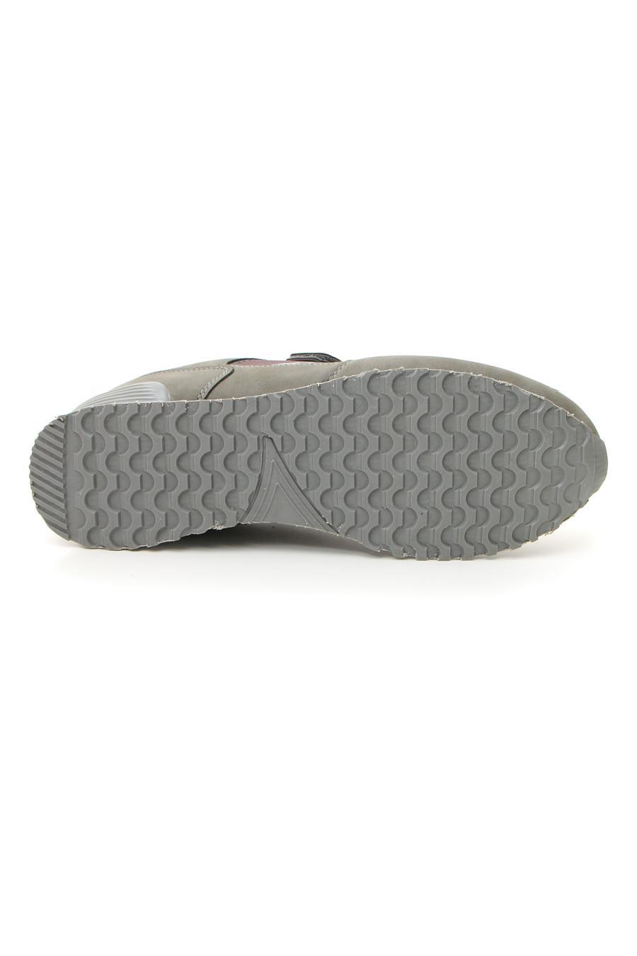 SNEAKERS MIO TEMPO 10201 uomo grigio | Pittarello