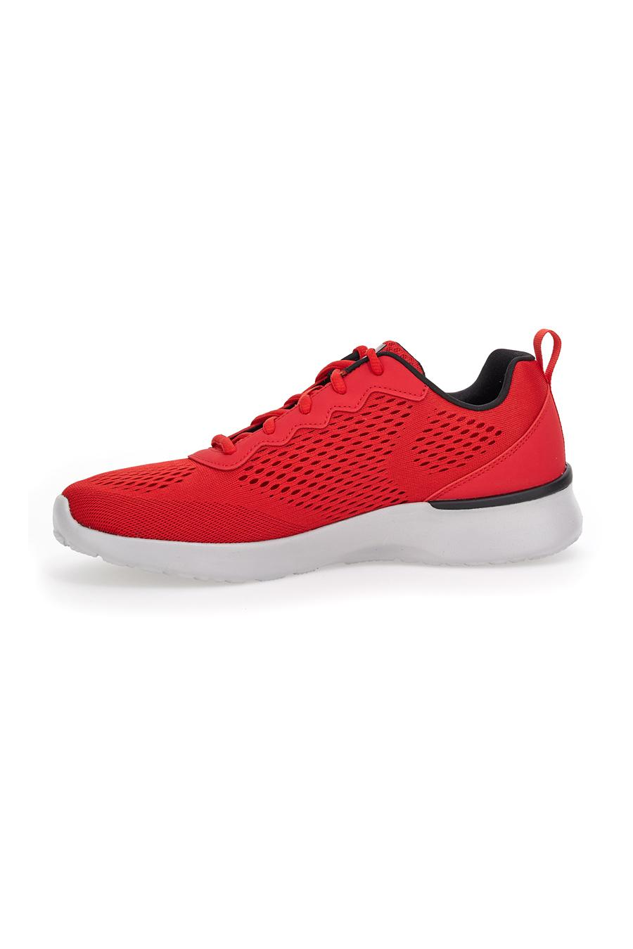 FITNESS uomo rosso SKECHERS SKECH AIR DYNAMIGHT TUNED UP | Pittarello