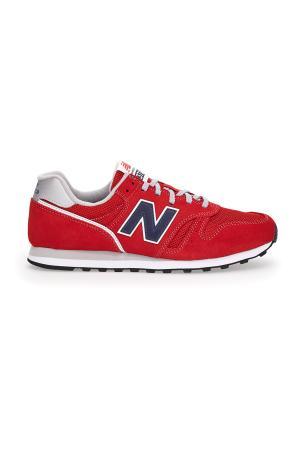 Sneakers New Balance 373 Rosse da Uomo   Pittarello