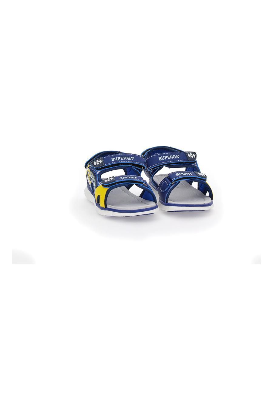 SANDALI bambino blu SUPERGA 63446 | Pittarello