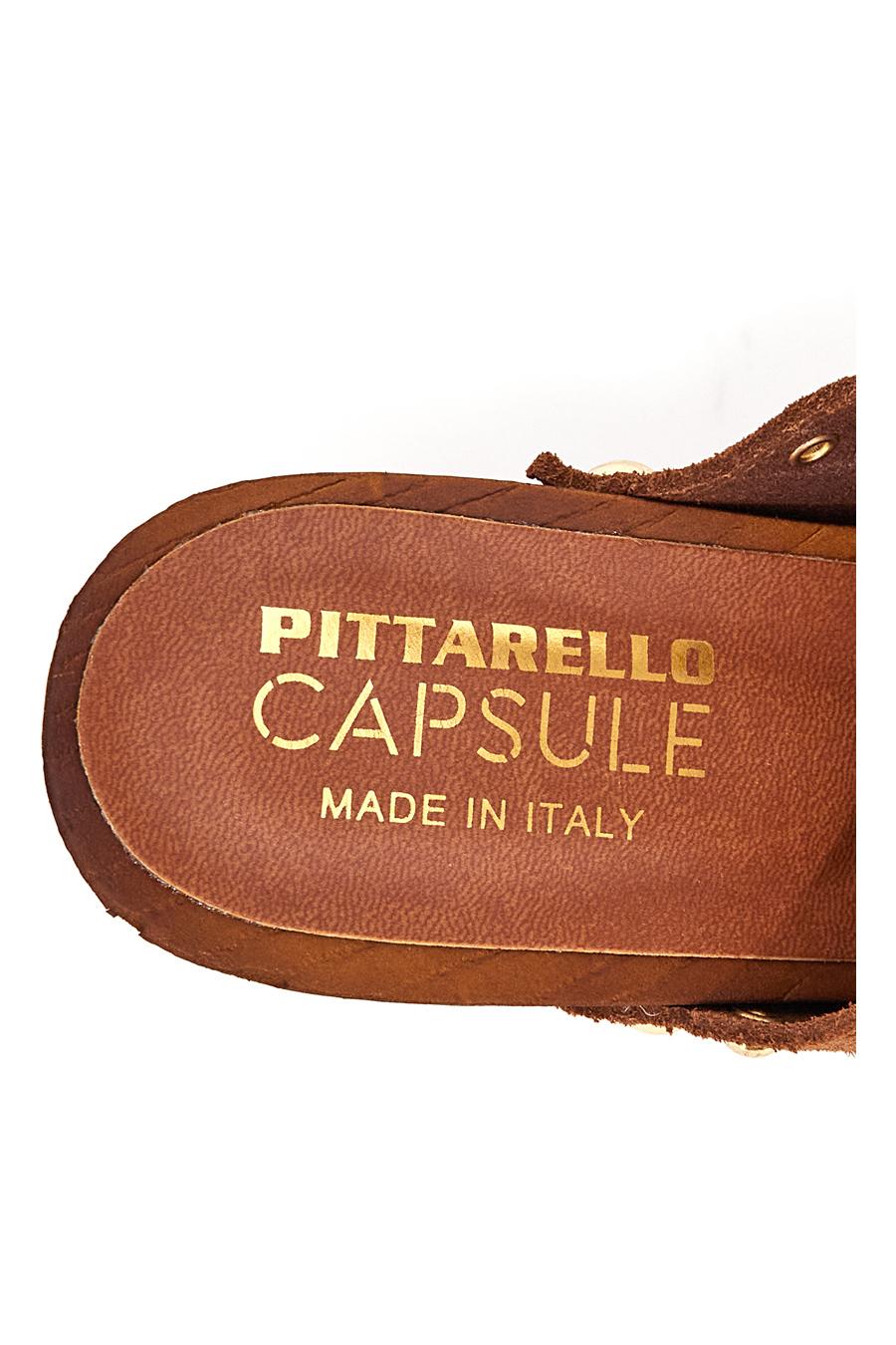 CIABATTE donna marrone PITTARELLO 7831 | Pittarello