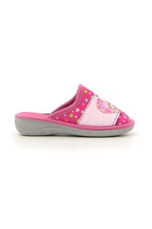PANTOFOLE bambina rosa BIO UP 301 | Pittarello