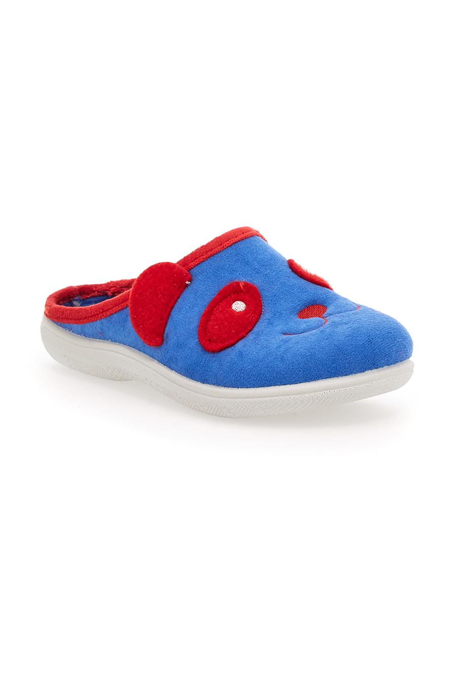 PANTOFOLE bambino blu INBLU 942 B | Pittarello