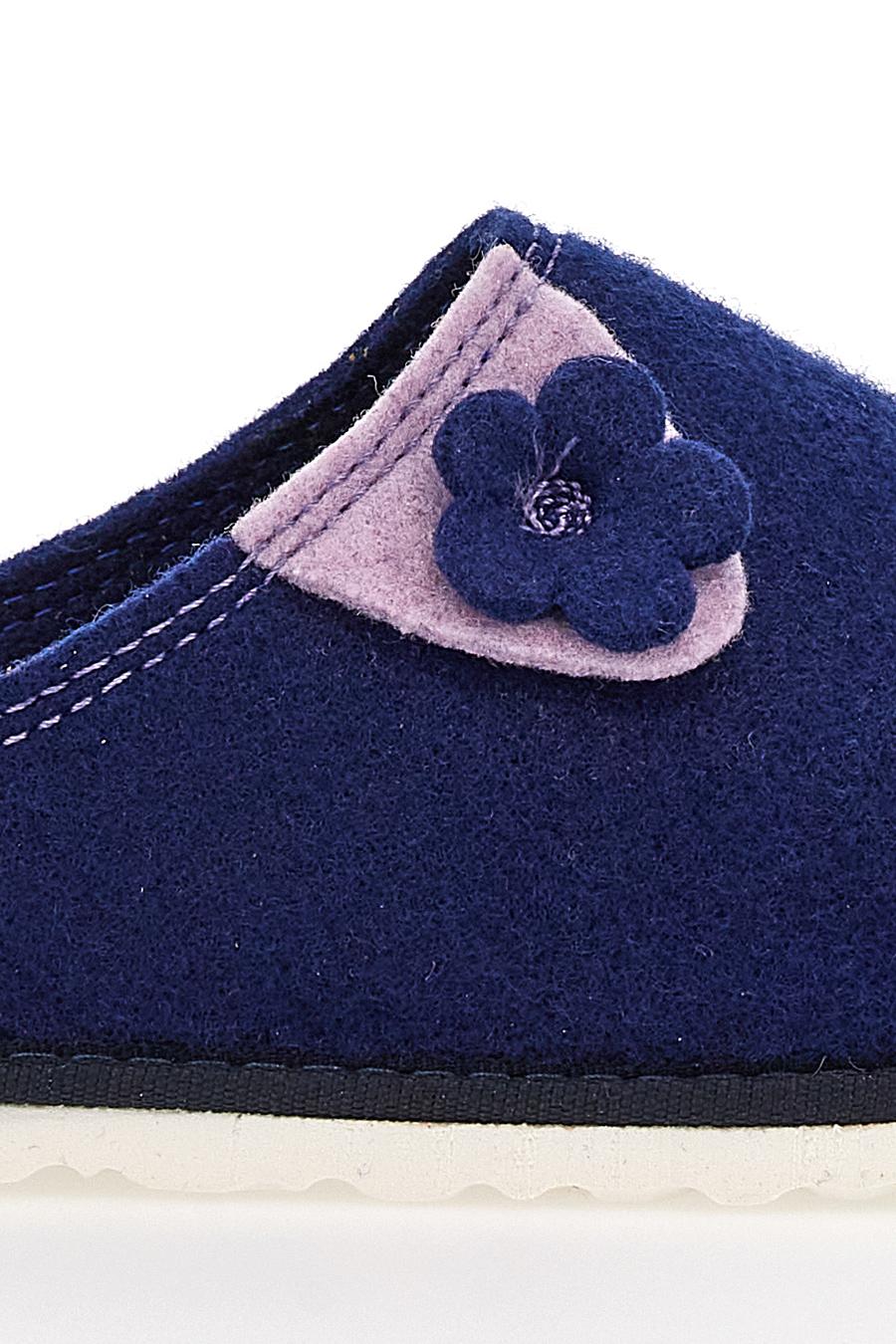 PANTOFOLE donna blu INBLU 32 CS | Pittarello