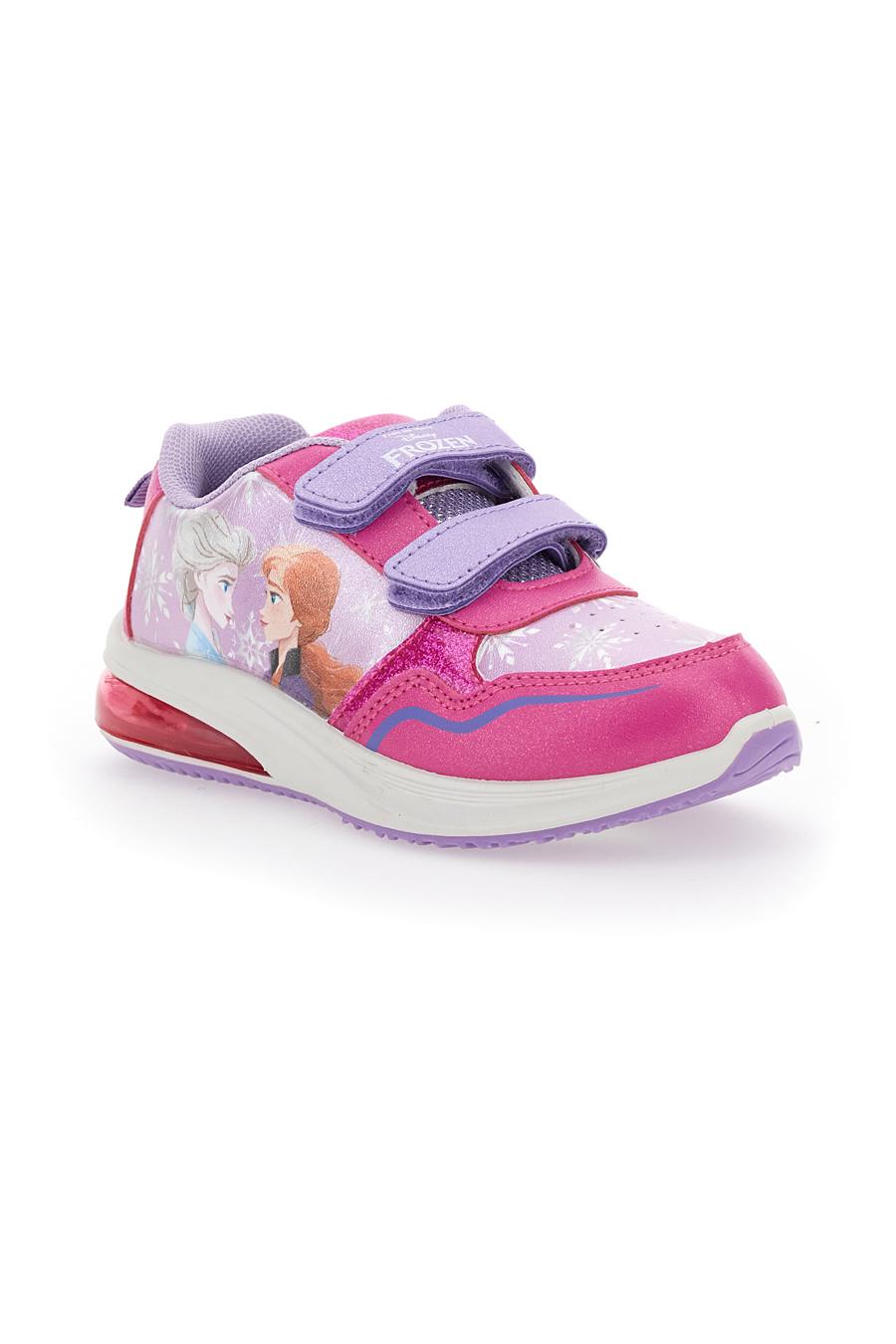 SNEAKERS bambina rosa DISNEY 310227   Pittarello
