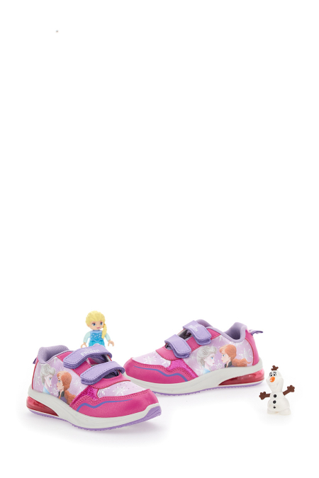SNEAKERS DISNEY 310227 bambina rosa | Pittarello