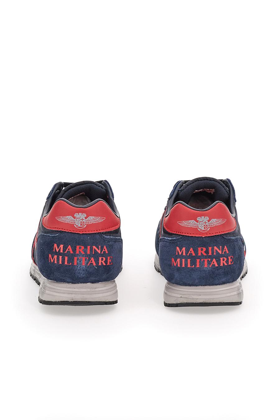 SNEAKERS uomo blu MARINA MILIT. 256 | Pittarello
