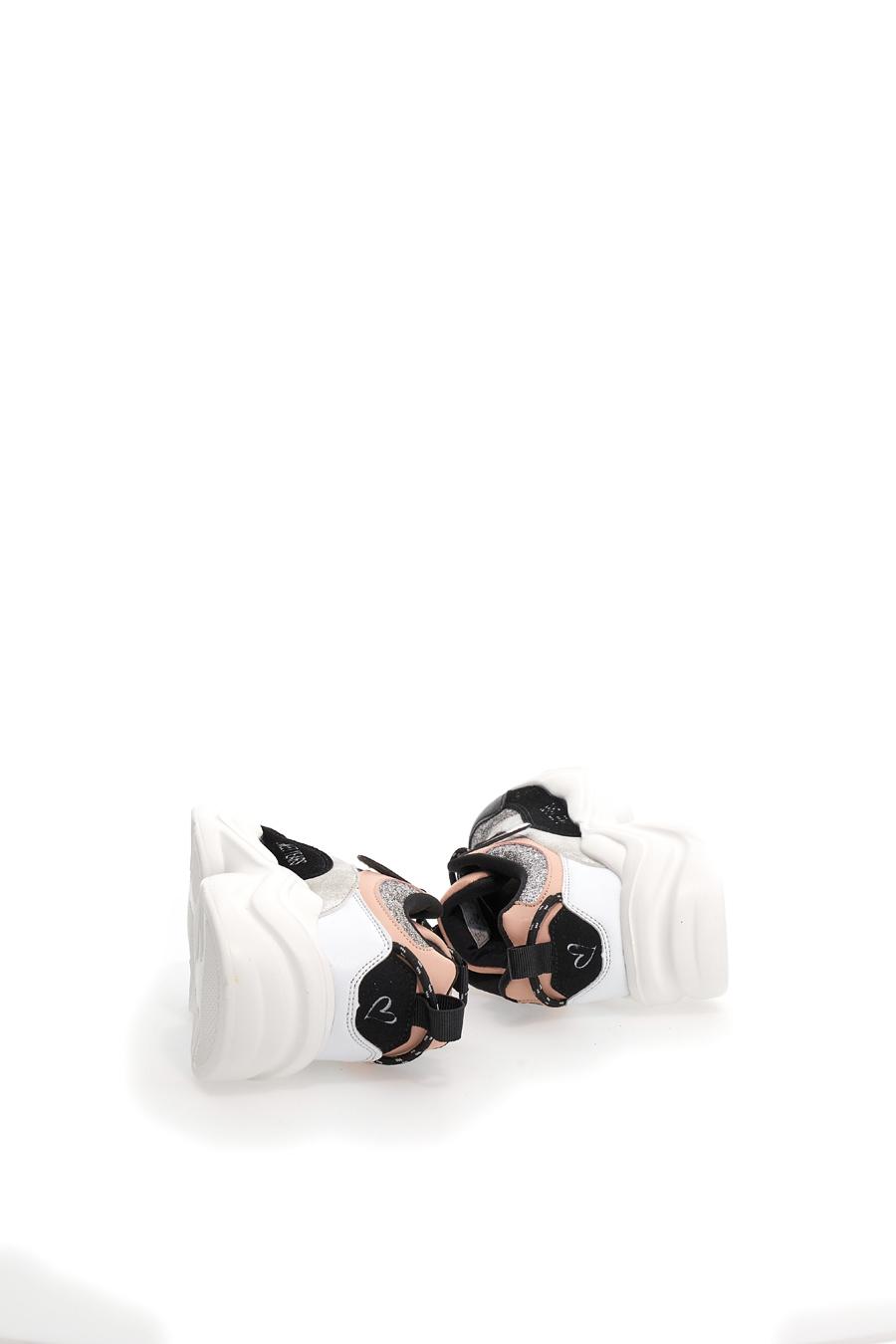 SNEAKERS donna bianco SWEET YEARS 8027 | Pittarello